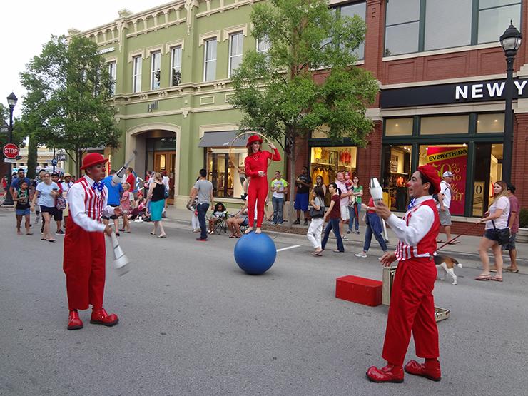 Kelly-jugglers
