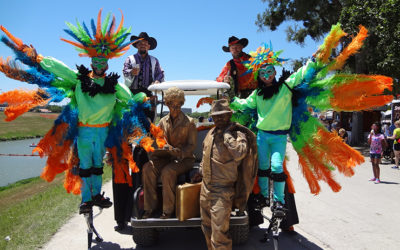 Festival Entertainers Let the May Festivities Begin!