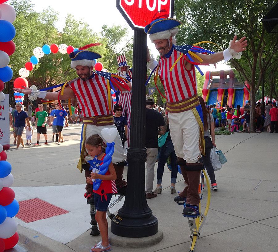 stilts-patriots