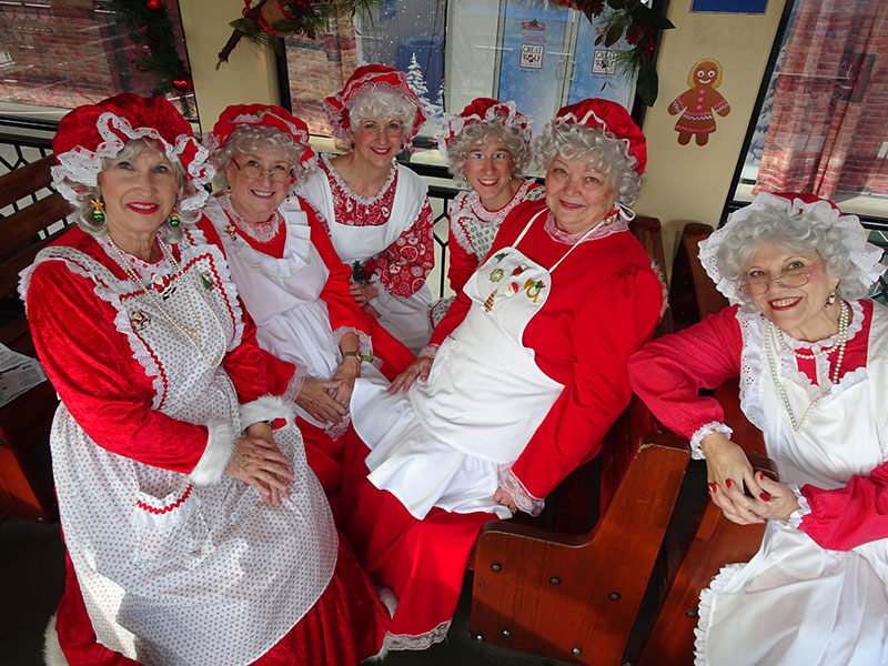 Mrs Claus group